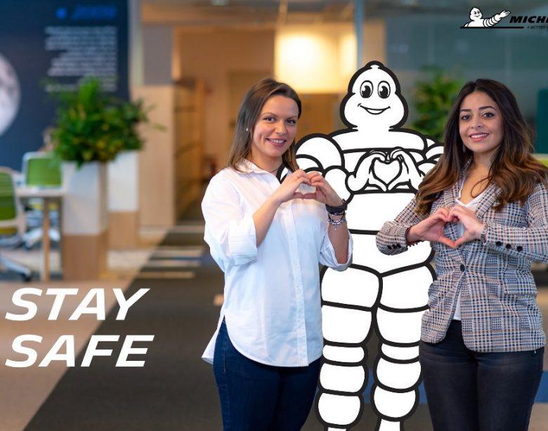 Michelin - stay safe